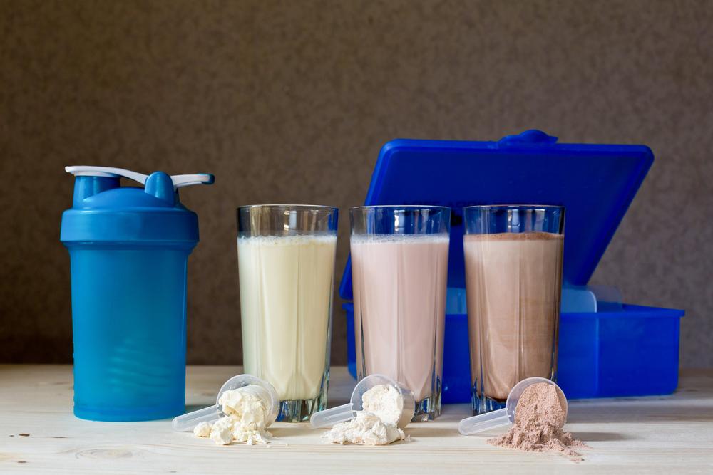 proteinpulver vid viktminskning